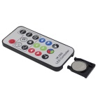 IR005 LED Waterproof RGB Strip Light Controller + IR Remote - Blue