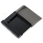 Phone Charger Case + Battery Charging Dock for Samsung Note 3 - Black