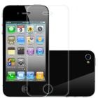 Benks Magic AKR Protective Tempered Glass Screen Protector for IPHONE 4 / 4S - Transparent