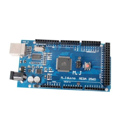 Improved Version Mega2560 R3 Development Board for Arduino - Blue