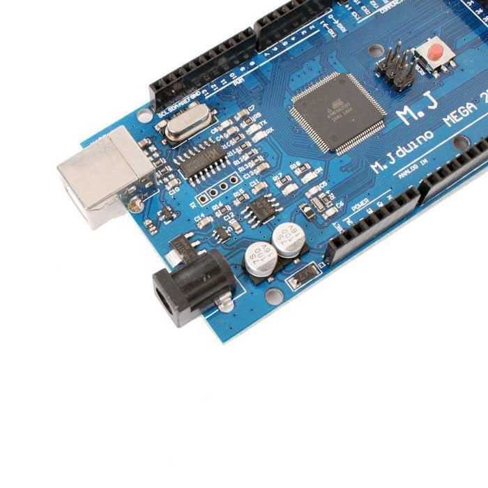 Improved version mega r development board for arduino
