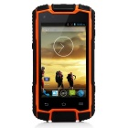 "DIGOOR DG1 Plus 4.0"" IP68 Android MTK6582 3G WCDMA Rugged Phone w/ Wi-Fi, Walkie Talkie, 8GB ROM"