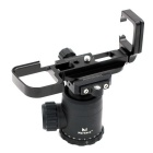 Aluminum QR Quick Release L-Plate Bracket Hand Grip for Sony A6000