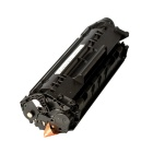 Q2612A Printer Black Toner Cartridge for HP Laserjet 12A - Black