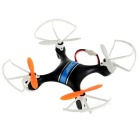 JJRC JJ-850 Headless 2.4GHz 6-Axis Gyro 4-CH R/C Quadcopter - Black + Blue + Multicolor
