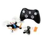 JJR/C JJ-850 Headless 2.4GHz 6-Axis Gyro 4-CH R/C Quadcopter - Black