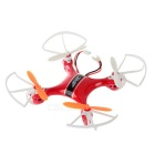 JJRC JJ-850 Headless 2,4 GHz 6-Achsen-Gyro 4-CH R / C Quadcopter - Red + Multicolor