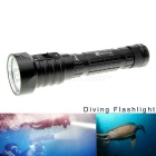 SolarStorm XM-L2 U2 4-LED 3200lm 3-Mode White Diving Flashlight Lamp (2 x 26650 / 2 x 18650)