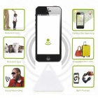 Bluetooth V4.0 Wireless Anti-Lost Alarm Locator Tracker - White