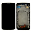 "Skiliwah LCD Display Touch Screen Digitizer Assembly w/ Frame + Tools for 4.7"" LG Mini D618 - Black"