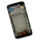 Skiliwah LCD Display Touch Screen Digitizer Assembly w/ Frame + Tools
