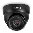 "ANNKE 1/3"" CMOS 900TVL 4.6mm Lens CCTV Camera - Black (NTSC)"