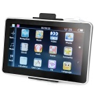 "5"" LED Win CE 6.0 Car GPS Navigator w/ 8GB ROM, TF - Black (IGO Map)"