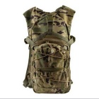 Outdoor Tactical 800D Oxford Double Shoulder Backpack Bag - Camouflage