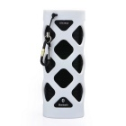 VINA MS-329 Portable Outdoor Wireless Bluetooth 4.0 NFC Speaker for IPHONE + More - White + Black