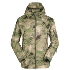 Men's Autumn & Winter Outdoor Warm Loose Jacket Coat - Camouflage (M)