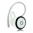 YUEER-106S Mini Music Phone Calls Bluetooth Earphone Earbud for Smartphone - White