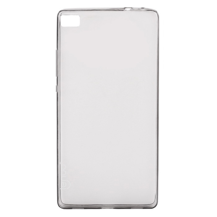 Lenuo TL-P8 Back Case for HUAWEI Ascend P8 - Translucent Grey