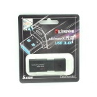 Kingston 32 GB USB 3.0 unidad flash - negro