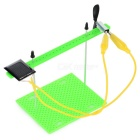 DIY Solar Power Electricity-generating Experiment Blade Kit - Green