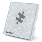 ORVIBO OR-RF- T020-S1 Touch Switch - White + Light Blue