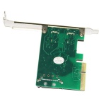 WBTUO PCI-E 4X to 2-Port USB 3.1 Type-C Adapter w/ SATA 15pin - Green