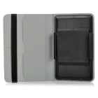 "Protective Full Body Case Cover w/ Stand for 7"" Tablet PC - Black"