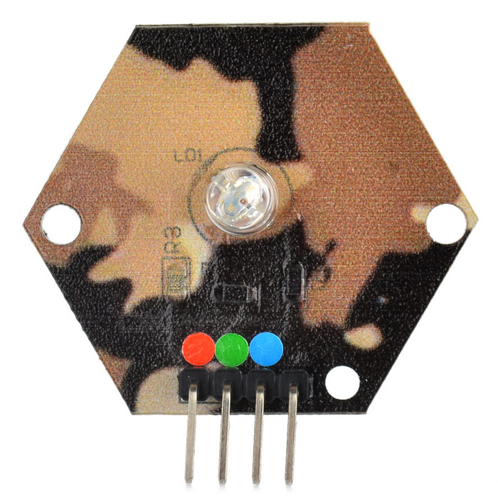 RGB LED Module for Arduino - Camouflage ( DC 3.3 ~ 5V )