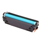 Black Toner Cartridge for HP LASERJET P1007 / P1008 + More - Black