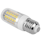 E27 12W 60-5730 SMD LED 1020lm Cold White Light LED Corn Light Bulb