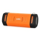 EARSON ER160 Outdoor Portable Mini Subwoofer Bluetooth Speaker w/ TF - Orange
