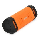 EARSON ER160 Mini Subwoofer Bluetooth Speaker w/ TF - Orange