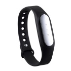 Sports Waterproof & Anti-lost Bluetooth 4.0 Smart Bracelet for IOS / Android Devices - Black
