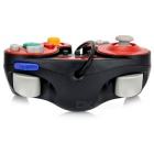 Wired Game Controller for Wii / Wii U / GameCube - Black + Red