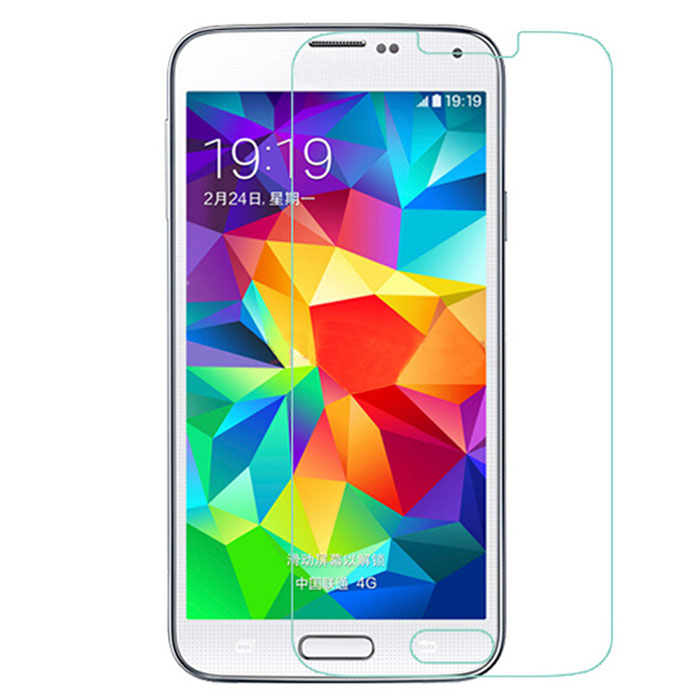 ASLING 0.26mm Tempered Glass Film for Samsung Galaxy S5 - Transparent