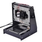 NEJE 100mW Mini DIY Laser Engraving Machine Picture Logo CNC Laser Printer - Black