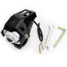 Marsing U7 30W 6500K 3-Mode LED farol de carro luz branca legal - preto