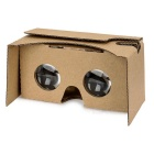 "Google Cardboard Generation II Virtual Reality 3D Glasses for IPHONE / 6"" Phone (37mm Lens)"