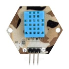 Digital Temperature / Humidity Measuring Test Sensor Module for Arduino - Camouflage