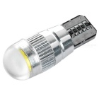 T10 1.2W COB LED Car Clearance Lamp Signal Light Cool White 9658K 38lm (DC 12V)