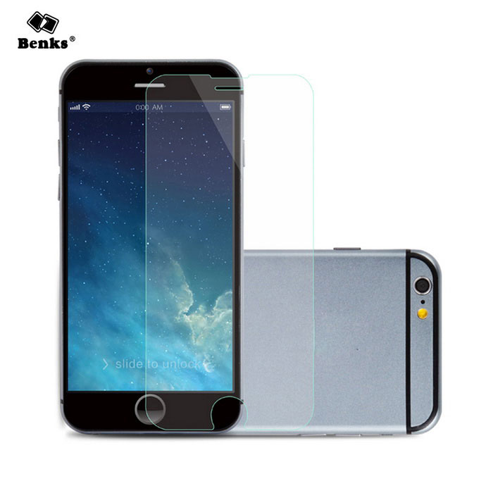 Benks magic Film de verre trempé KR 0.2mm pour IPHONE 6 - transparent