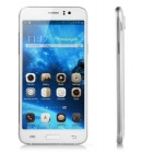 "JIAKE G9200 Android 4.4.2 Dual-Core MTK6572 2-SIM Cellphone w/ 5.0"", 4GB ROM - White + Silver"
