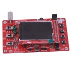 ZnDiy-BRY DSO138 2.4'' TFT LCD Digital Oscilloscope - Red