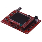 "zndiy - bry DSO138 2.4"" oscilloscope numérique TFT LCD - rouge"