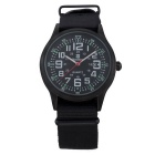 BESTDON BD5508G Men's Fashionable Waterproof Digital Quartz Wrist Watch - Black (1 x SR626)