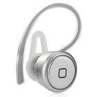 YUEER 106S Mini Music Bluetooth V3.0 In-Ear Earphone for Smartphone - Silver
