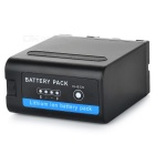 8400mAh 7.4V NP-F990 DV Camera Li-ion Battery Pack for Sony HVR-Z1C / HDR-FX1E / FX7E + More
