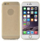 USAMS Ultra-thin Protective TPU Back Cover Case for IPHONE 6 - Translucent White