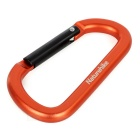 NatureHike Multifuntional Carabiner for ravel + More - Orange