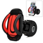 Bicycle / Electromobile / Motorcycle Mount Holder - Red + Black
